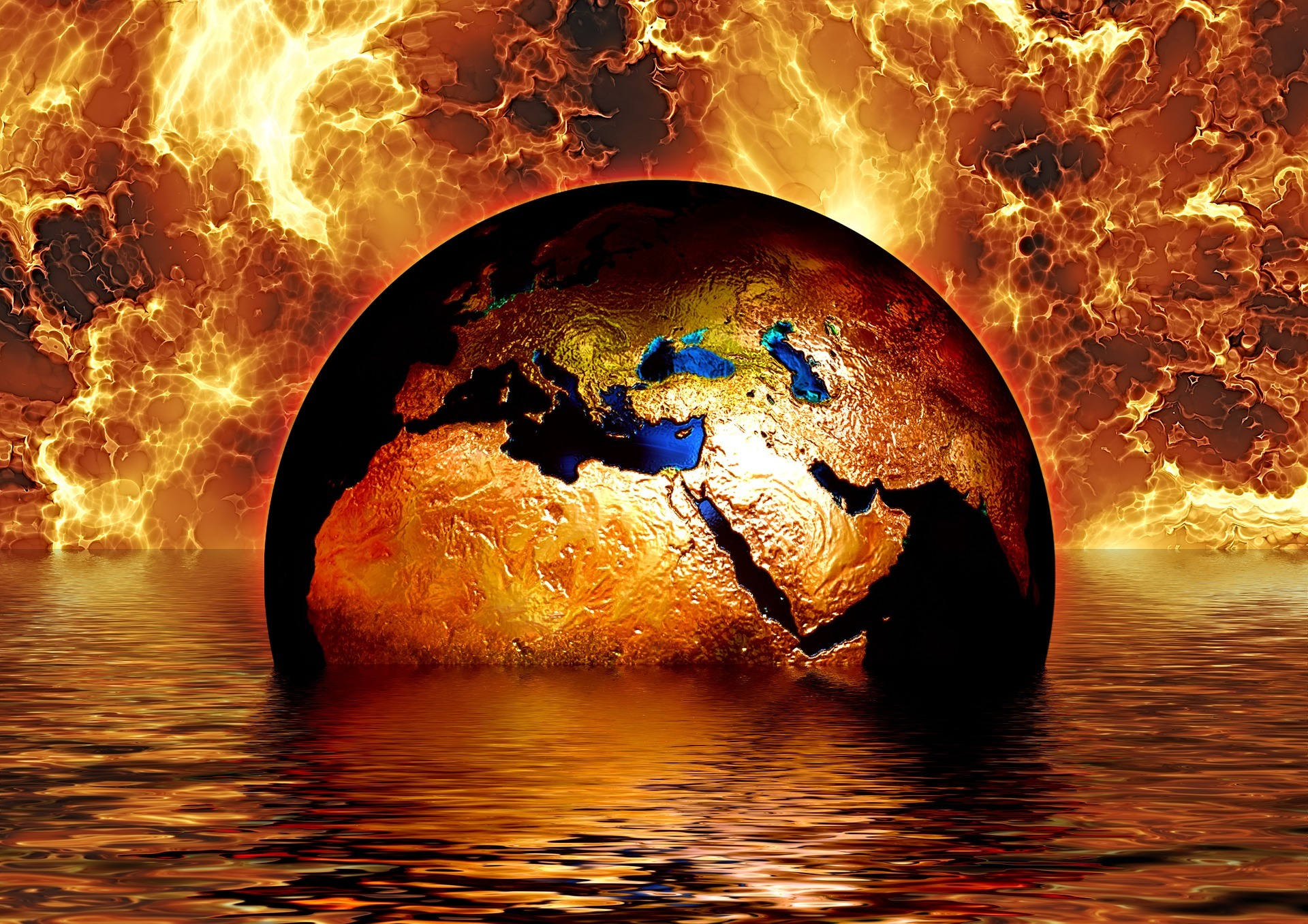 Climate Emergency: Issue To Be Concerned About- Deepanshi Trivedi